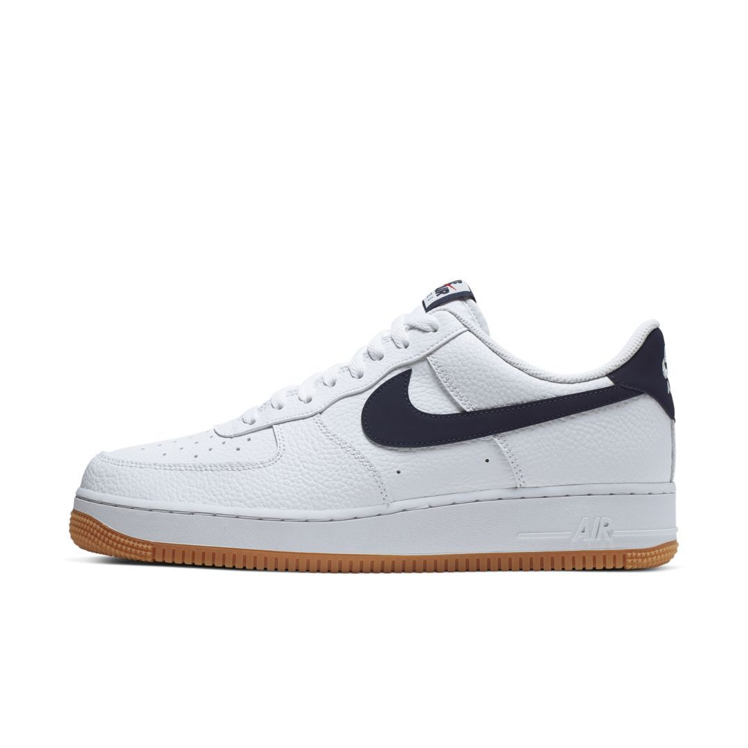 Nike Air Force 1 Men S Shoe White With Images Nike Air Force
