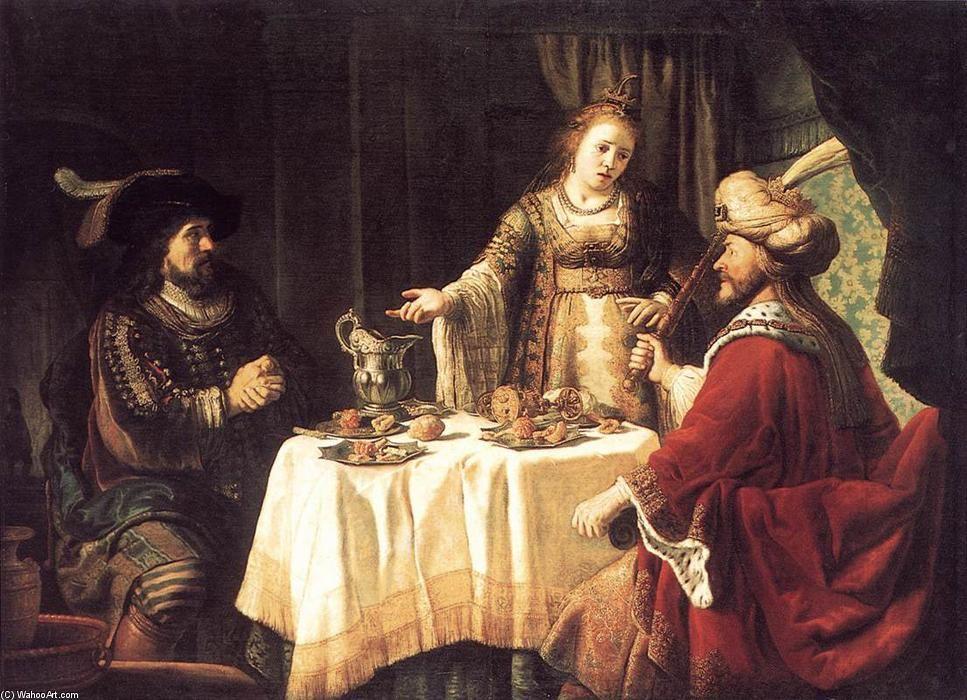 """Résultat de recherche d'images pour """"images : le festin d'Esther"""""""