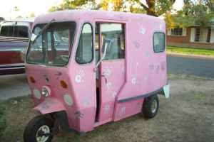 Silly Little Cars With Images Ice Cream Truck Art Cars Silly