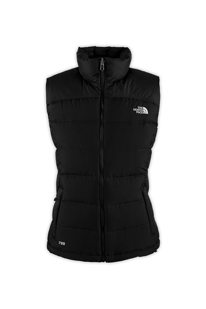 The North Face Women s Nuptse 2 Vest. Amply insulated with 700-fill goose  down 800d31ed7