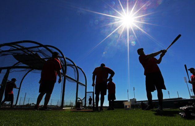 Rejoice! Hereu0027s every MLB teamu0027s spring training report date Mlb - training report