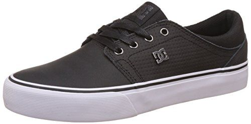 DC Shoes Lynx Vulc TX SE, Zapatillas para Hombre, Negro (Washed Out Black), 39 EU