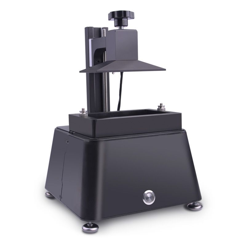 Industrial DLP precision sla lcd 3d printer for dental and