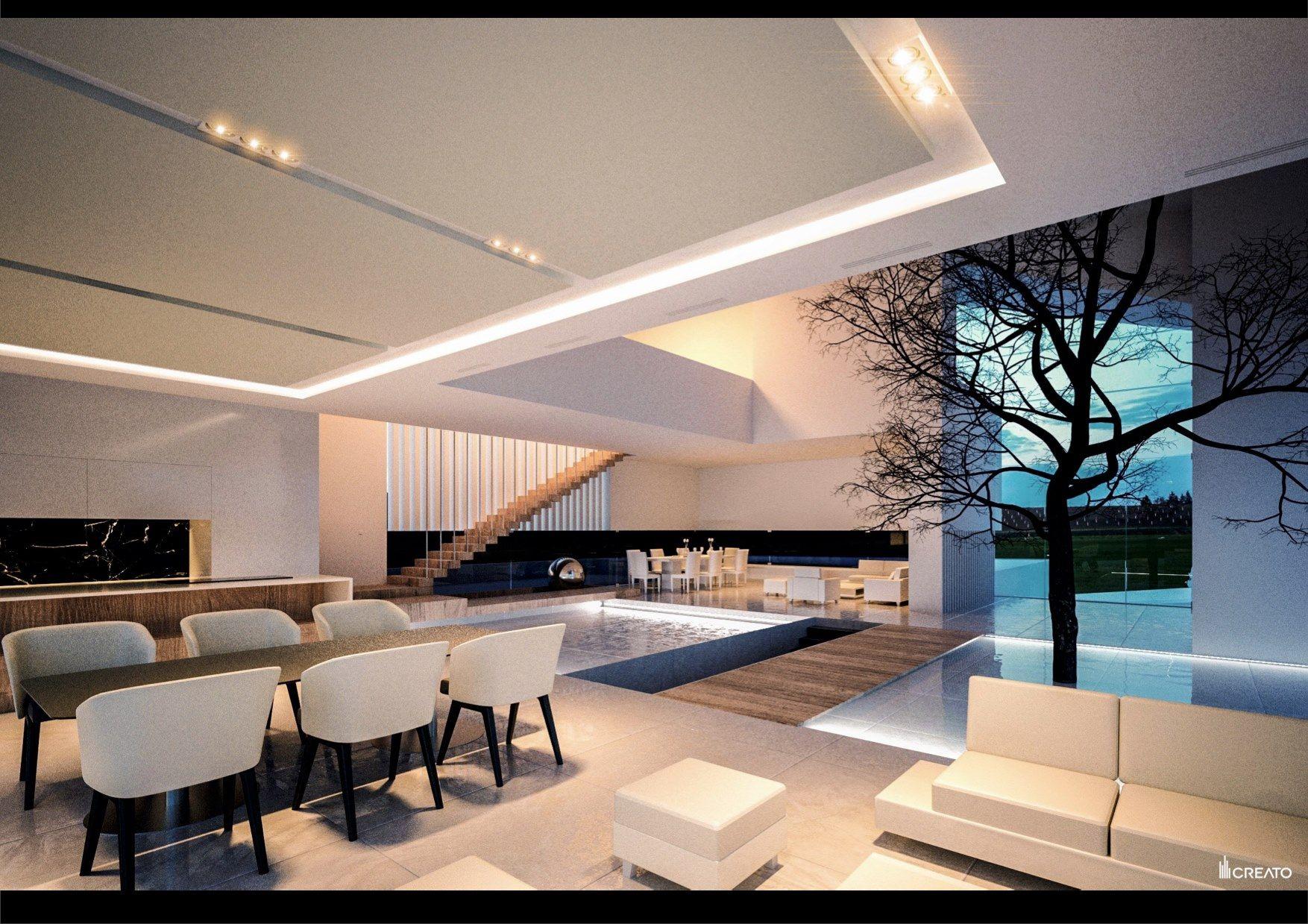 Darwish Villa Amman Jordan Conceptual Approved Creato Luxe