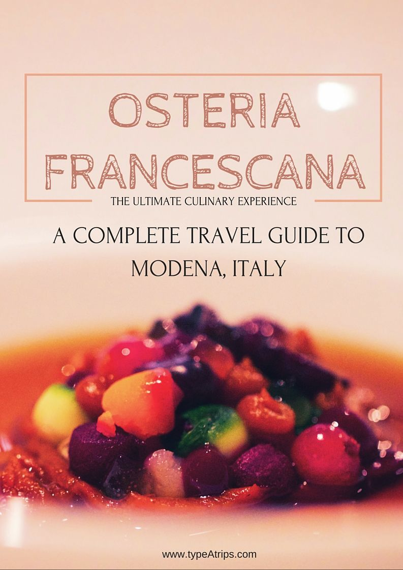 A Complete Culinary Travel Guide To Modena Italy Type A Trips No Visit To Italy Is Complete Without Traveling To The C Culinary Travel Modena Italy Modena