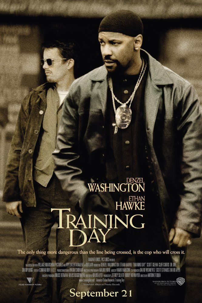 Training Day 2001 Photo Gallery Imdb Training Day Movie Action Movie Poster Training Day