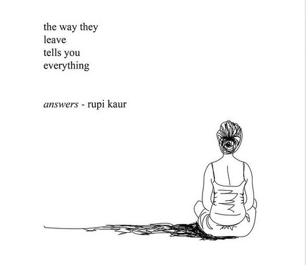 Talking To Feminist Poet Rupi Kaur Made Us Love Her Even More   Page 2 Of ·  Rupi KaurLost StarsWriting QuotesNice ...