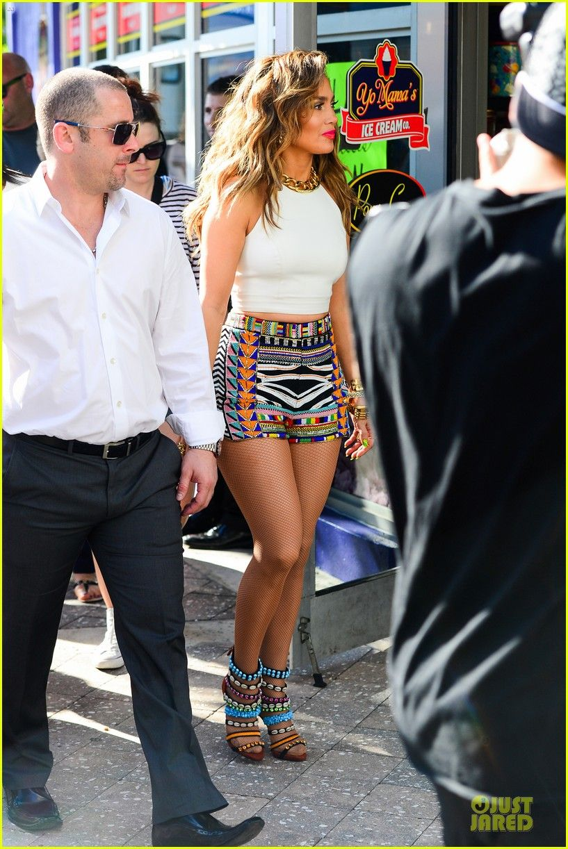 Jennifer Lopez Shoots Vibrant World Cup Music Video! | Jennifer Lopez Photos | Just Jared