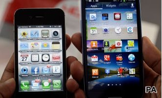 Perception Scores Show Samsung, Apple at Parity - Forbes
