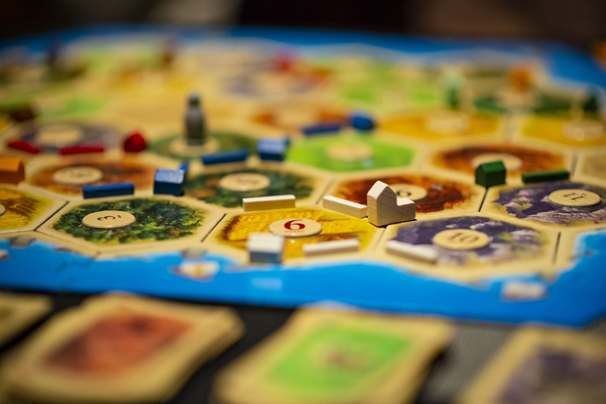 The board game that Mark Zuckerberg and Reid Hoffman
