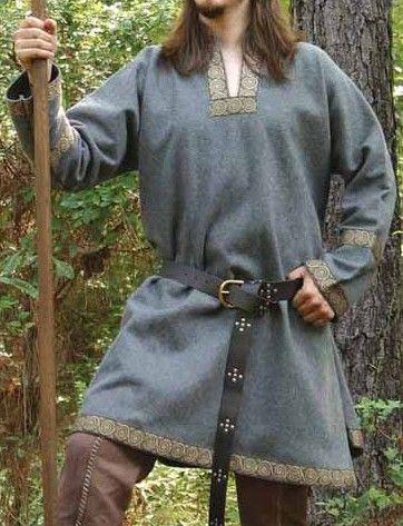 Woolen Viking Tunic