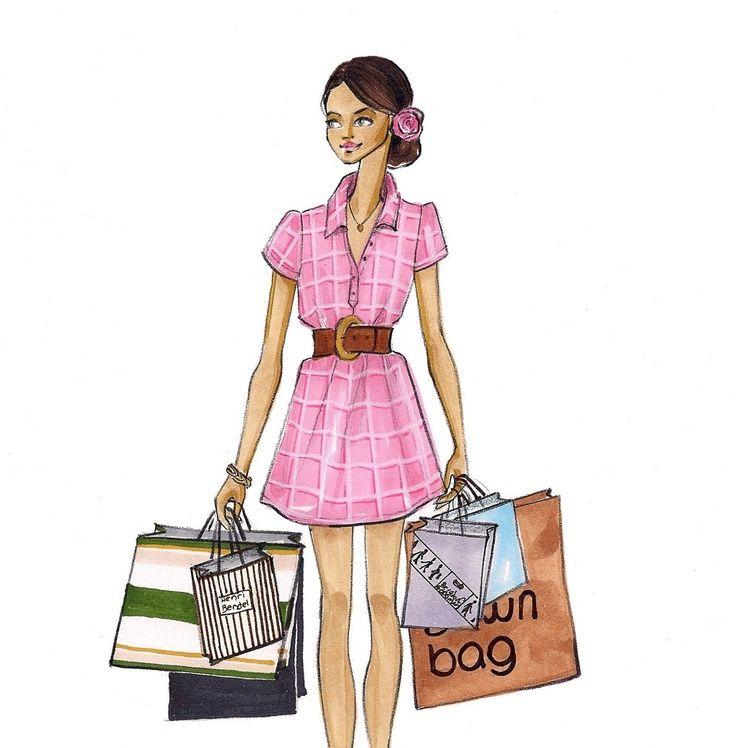 Pin de Maya en Girl shopping   Pinterest