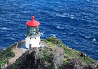 Makapuu Point Lighthouse, Oahu, HI