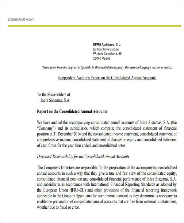 Grade 11 final report of special inspections