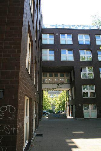 O M Ungers Block On Kothener Strasse Berlin Architecture Blocks Berlin
