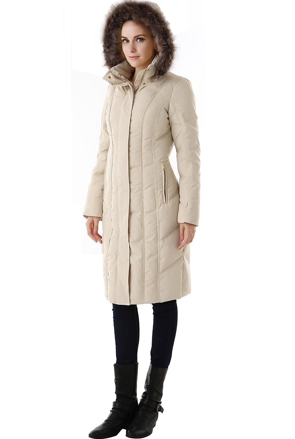 long down womens coat | Womens Coats | Pinterest | Coats, Women's ...