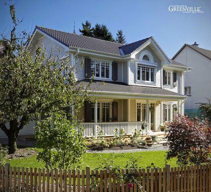 Wunderschönes Greenville Haus im New England Stil. | GREENVILLE Haus ...