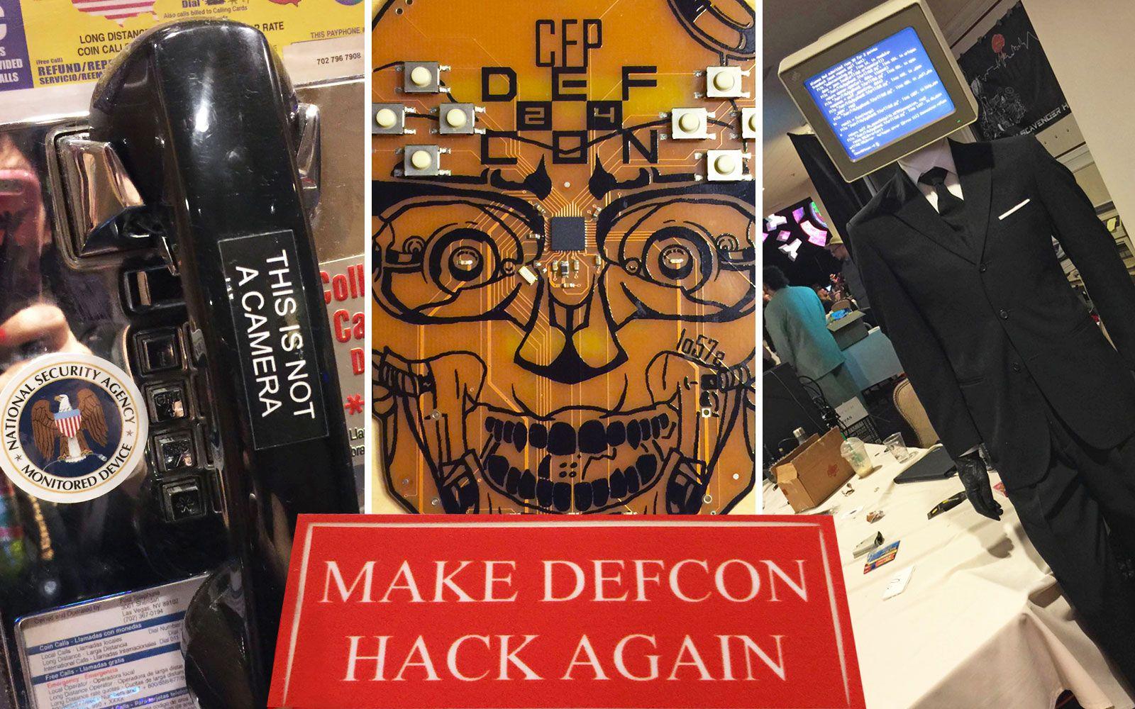 The hysterical hacking headlines of Def Con 24 Def con