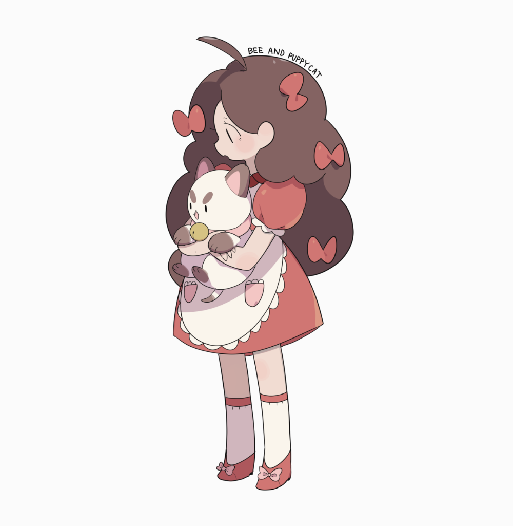 bee and puppycat Tumblr (With images) Bee and puppycat