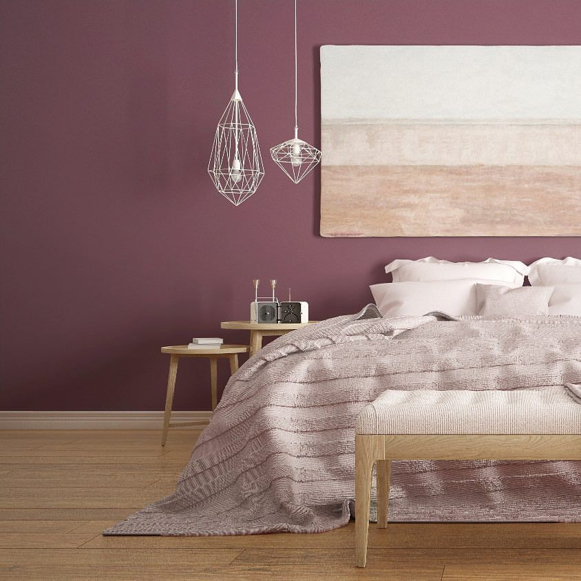 Romantic Bedroom Color Schemes: Pin By Corianne Hollar On Paint In 2019