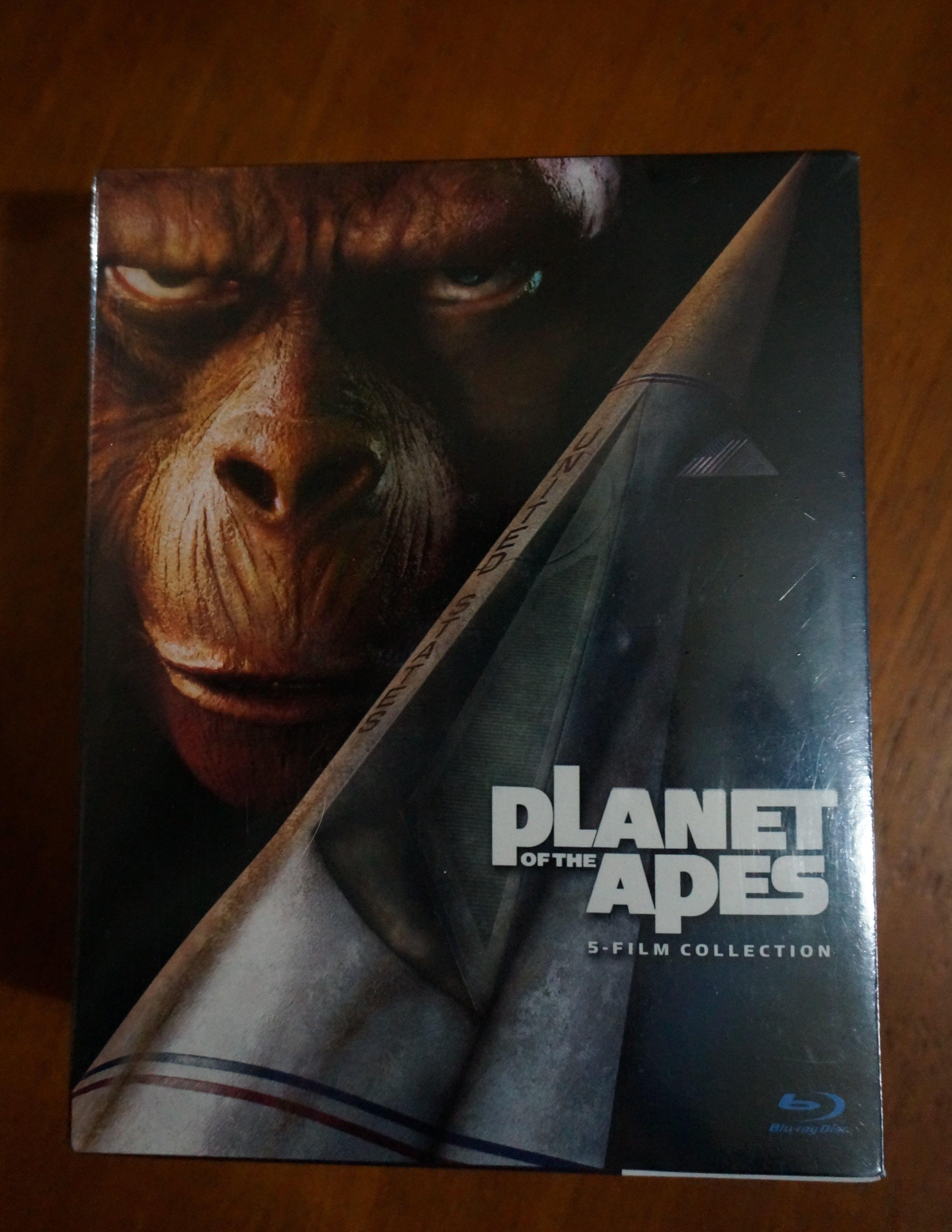 Colección de ' El Planeta de los Simios ''
