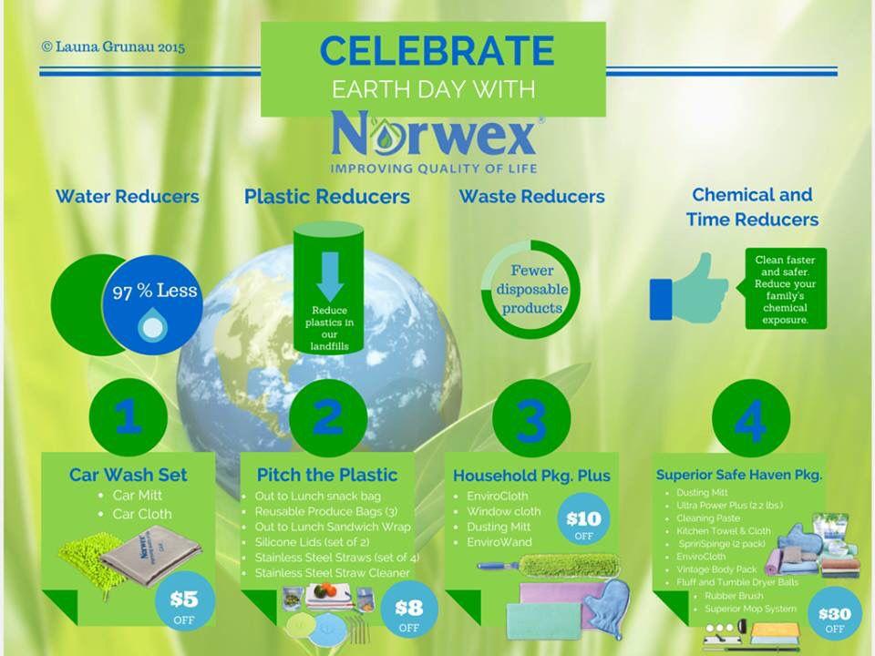 Norwex Earth Day Norwex Pinterest Norwex biz - new vistaprint norwex