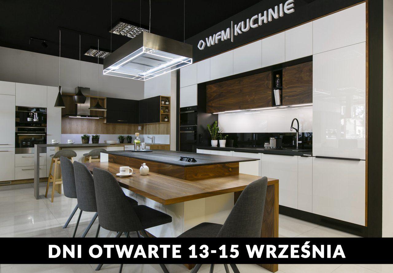 Dni Otwarte W Salonach Wfm Kuchnie W Krakowie 13 15 Wrzesnia 2018 Furniture Breakfast Bar Home Decor