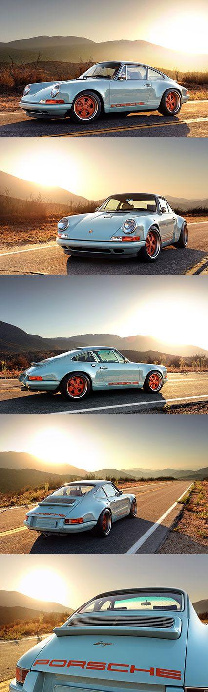 Porsche 911 singer porsch jay leno