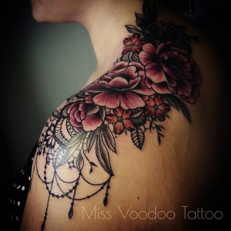 4e2b5af6b Caro Voodoo Tattoo : Photo - Inspiration d'emplacement | sleeve ...