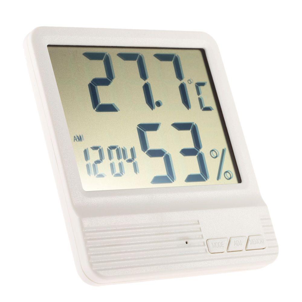 haute précision lcd numérique thermomètre hygromètre Électronique