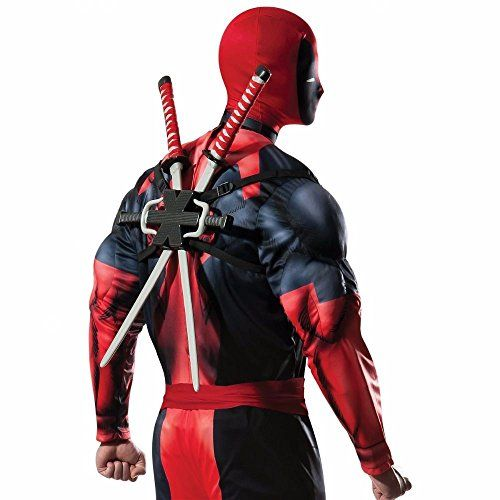 Deadpool weapon set. Costume accessory - add those final touches ...