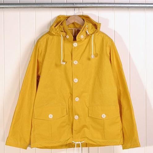 Fisherman jacket