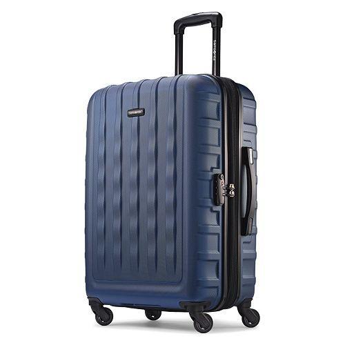 Samsonite Ziplite 2.0 24-Inch Hardside Spinner Carry-On Luggage ...