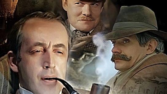 Самый лучший в мире Шерлок Холмс и доктор Ватсон! | Шерлок ...