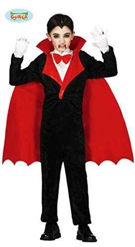 Ragazzi Bambini Costume Da Vampiro Dracula Halloween Costume Vestito da Festa per Bambini