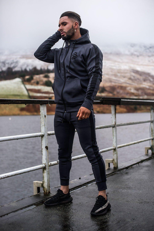 SINNERS ATTIRE POLY TRACKSUIT | Athleisure fashion, Matching