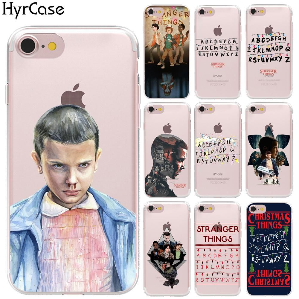 Stranger Things Eleven Cases For Iphone Bb Shop Dealz Fundas Para Iphone 5 Fundas Para Iphone 6 Fundas Para Telefono