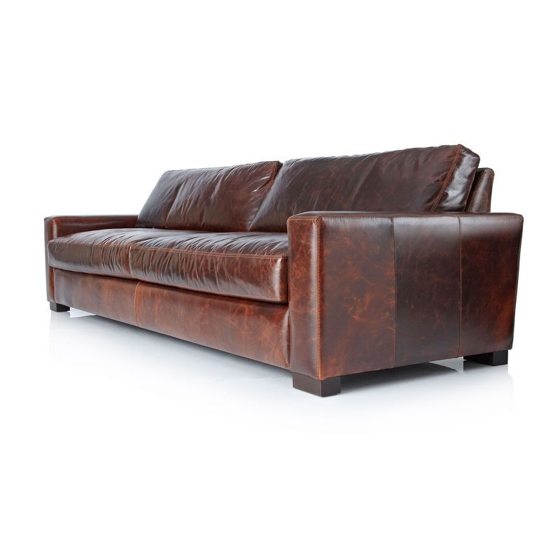 Peachy Jcpenney Signature Leather 108 Sofa Who New Living Beutiful Home Inspiration Truamahrainfo