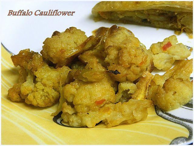 BIZZY BAKES: Buffalo Cauliflower