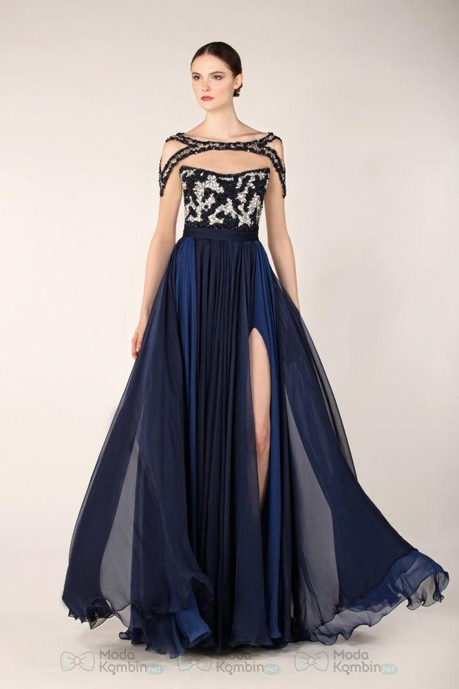 f943cbef995bd 2016 Özel Gece Elbisesi Kombinleri - // #2016elbisekombinleri  #2016özelgeceelbisesimodelleri #modakombin