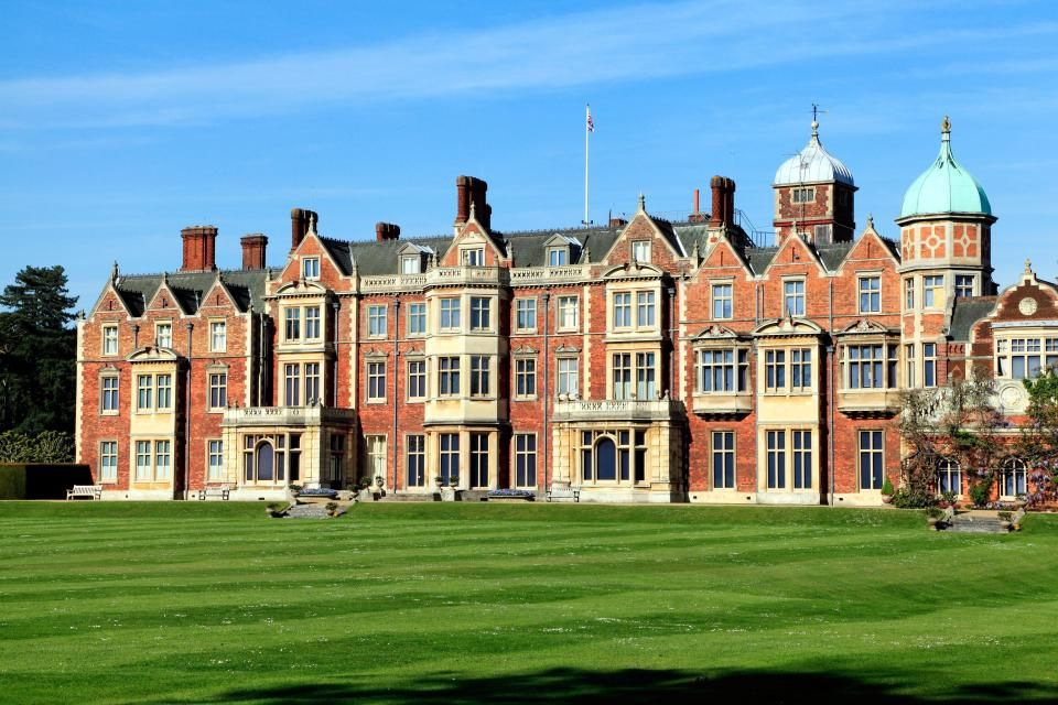 It is still unclear whether the Queen will join the rest of the royals at Sandringham (pictured) on New Years Day