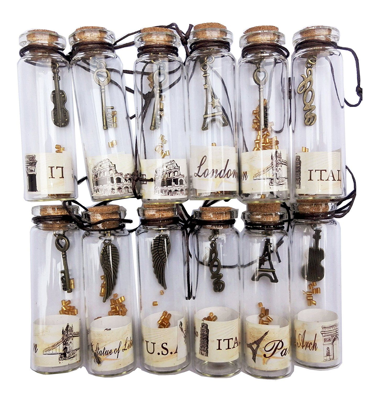 Steampunk vials | Steampunkish | Pinterest