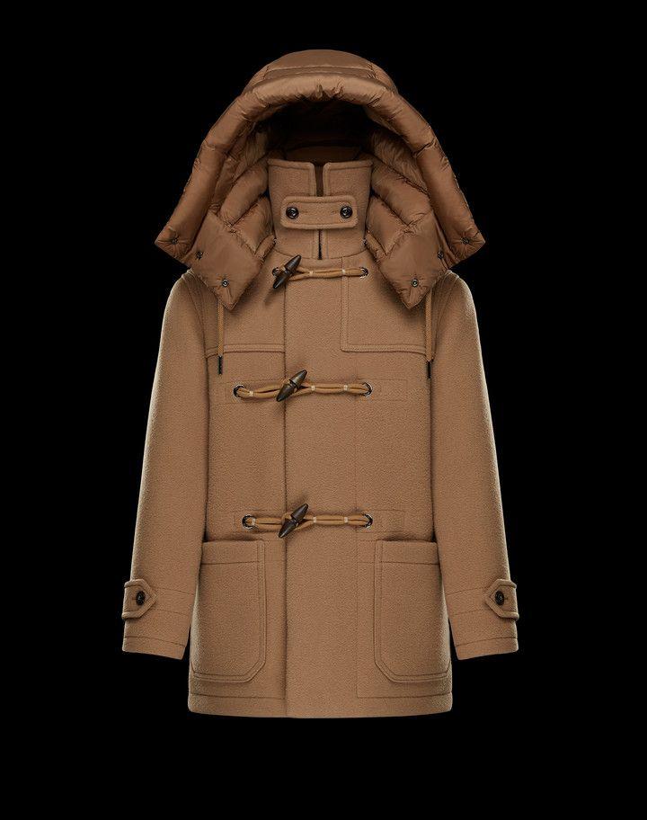 moncler Voir tous les manteaux et vestes JAUNE