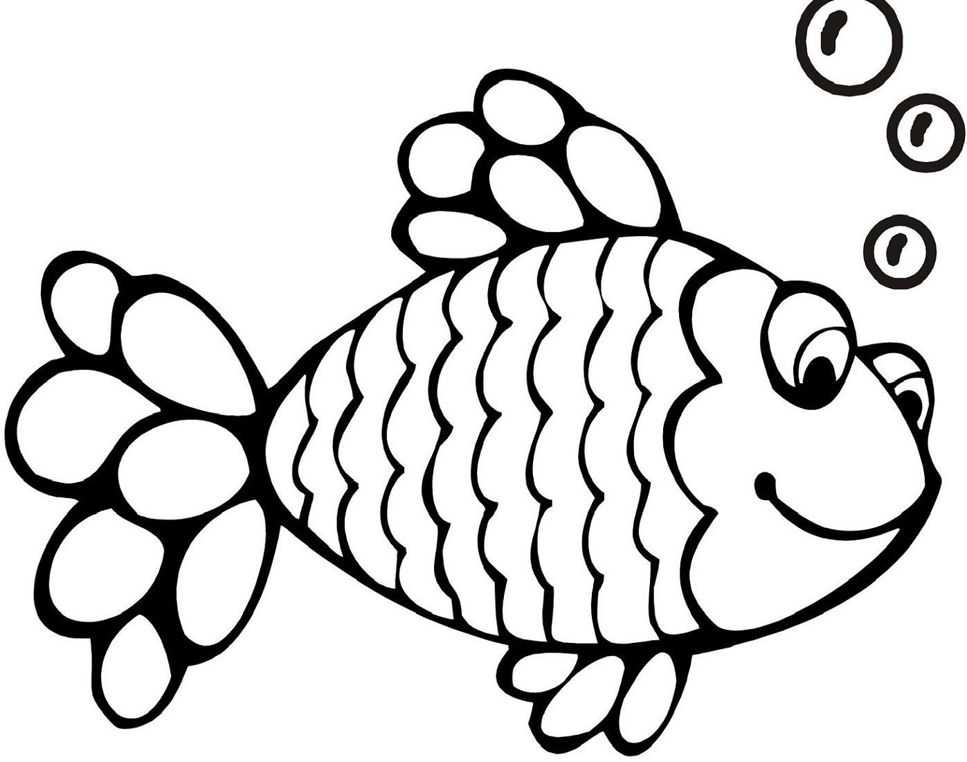 Rainbow Fish Bubble Coloring Printable Educative Printable Fish Coloring Page Mermaid Coloring Pages Coloring Pages