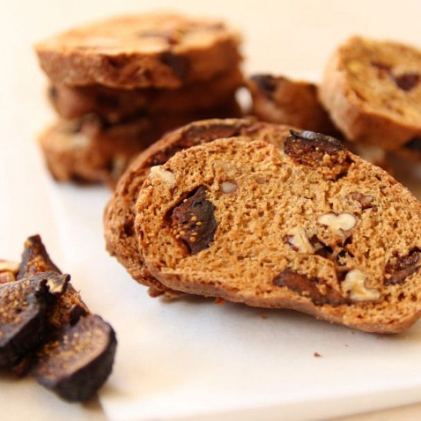 Super Crisp Biscotti Cookies. Super crisp biscotti cookies that are perfect to dunk in your cup of coffee! Super easy and worth every bite!