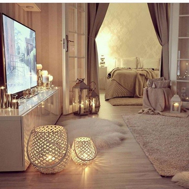 30 Cozy Romantic Bedroom Design Ideas For Comfortable Bedding