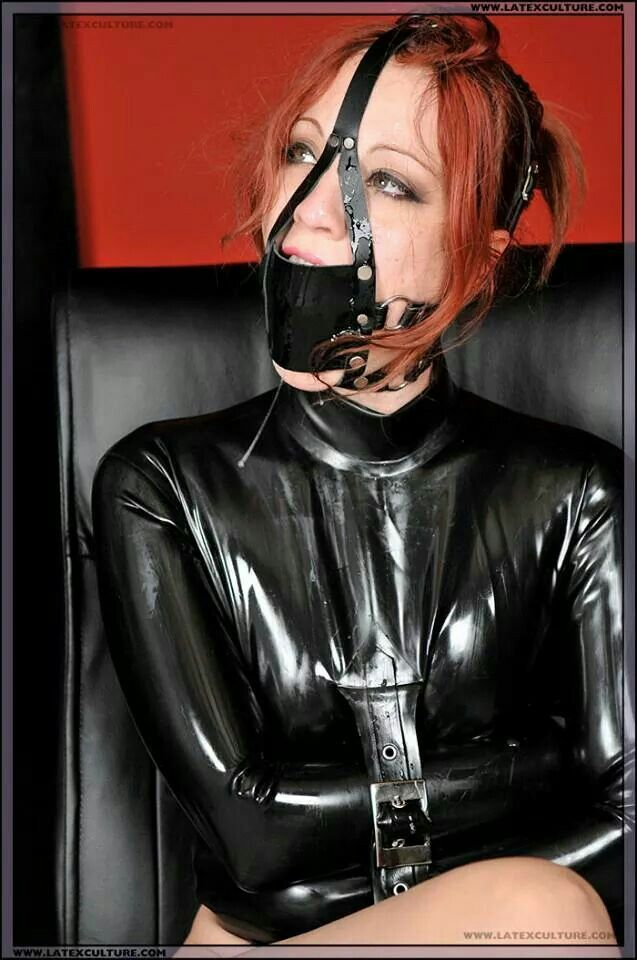Pin by Rubbet Kin on Gagged | Pinterest | Straitjacket, Straight ...