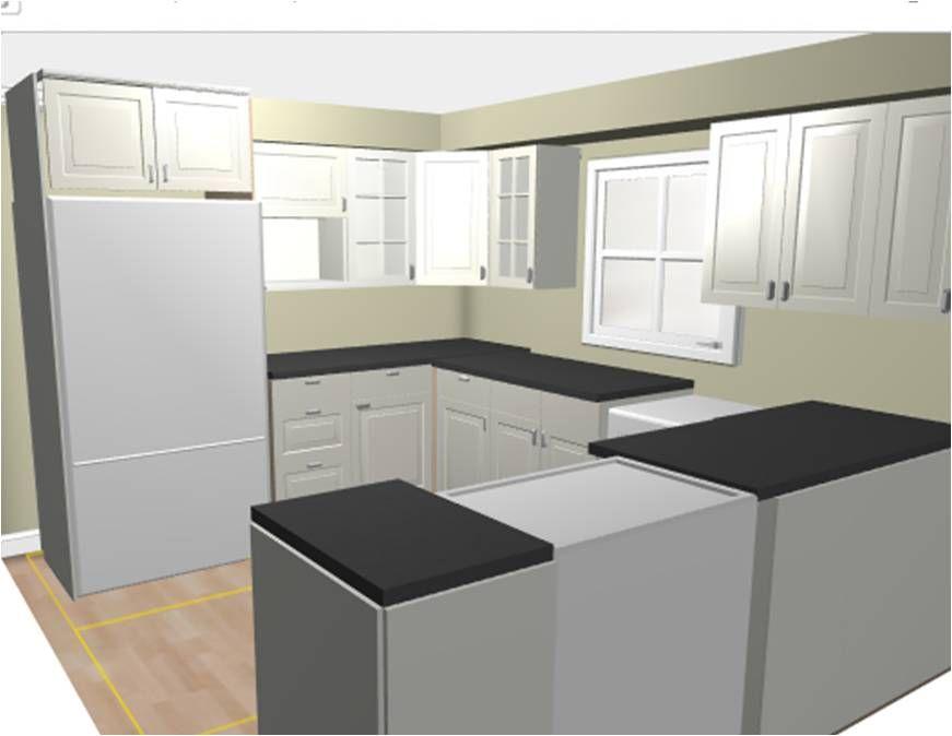 Ikea Kitchen Planner Tool Rendering House Pinterest Kitchen - ikea küchen bilder