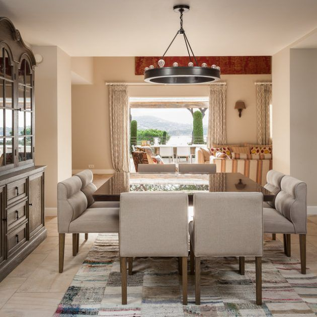 17 Gorgeous Contemporary Dining Room Designs That Follow The Best Trends In Dining Rooms 2018