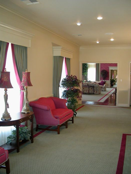 Funeral Home Interior Colors: Exclusive Funeral Homes